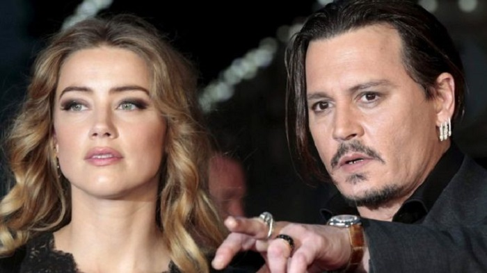 Johnny Depp accuses Amber Heard of domestic abuse