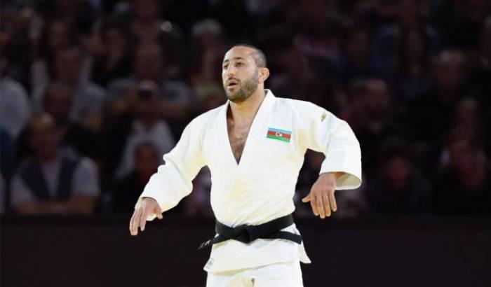 Cüdoçumuz Əbu-Dabidə gümüş medal qazandı