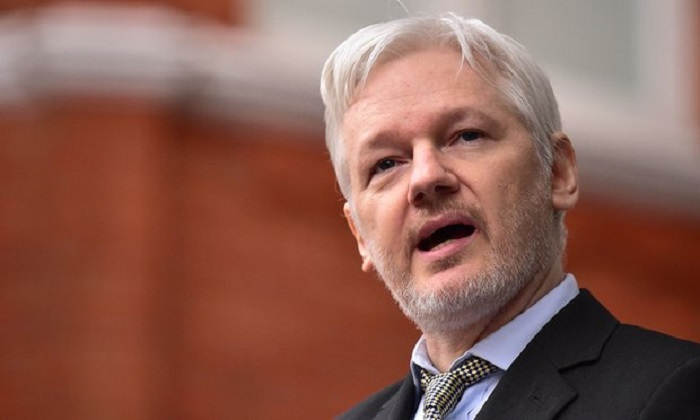 Julian Assange to regain internet access at embassy base – reports