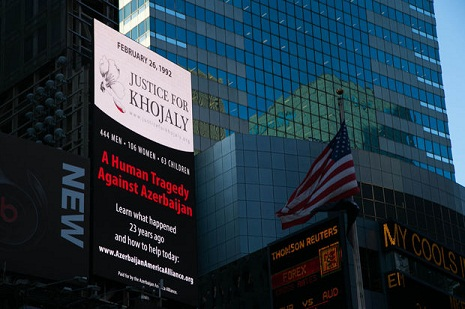 Large educational campaign on Khojaly genocide to be held in Washington, New York - PHOTOS