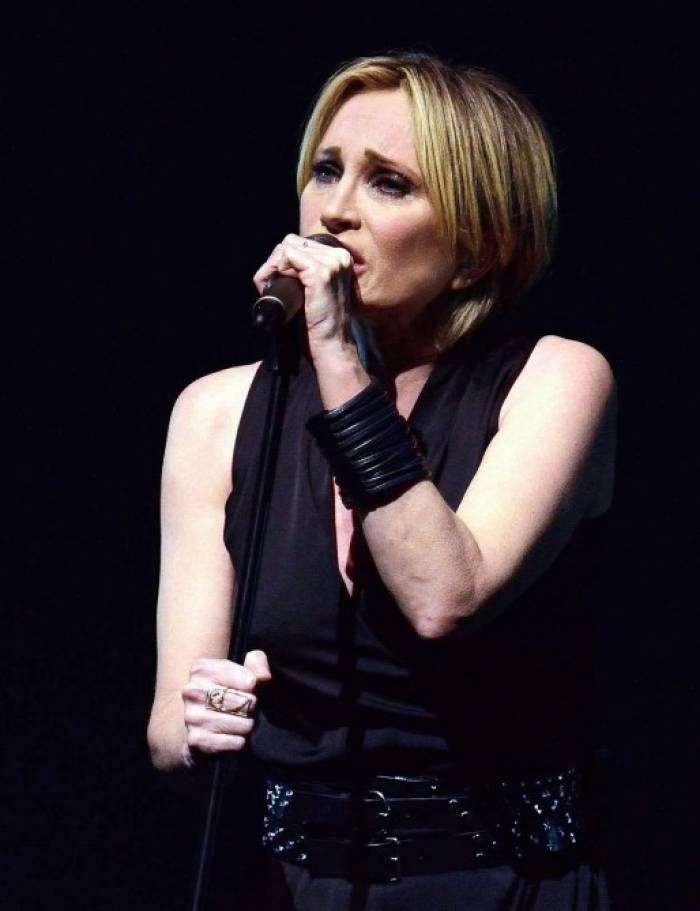 Patricia Kaas gibt Konzert in Baku