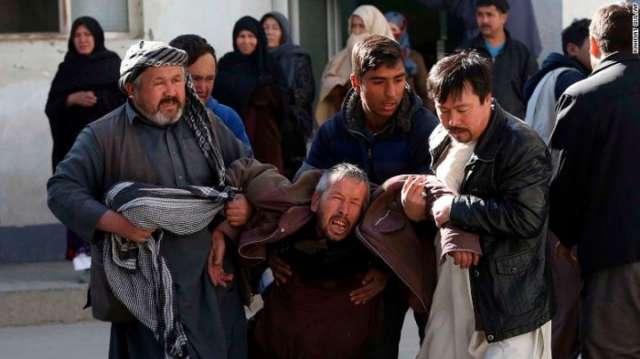 ISIS claims deadly Kabul suicide attack