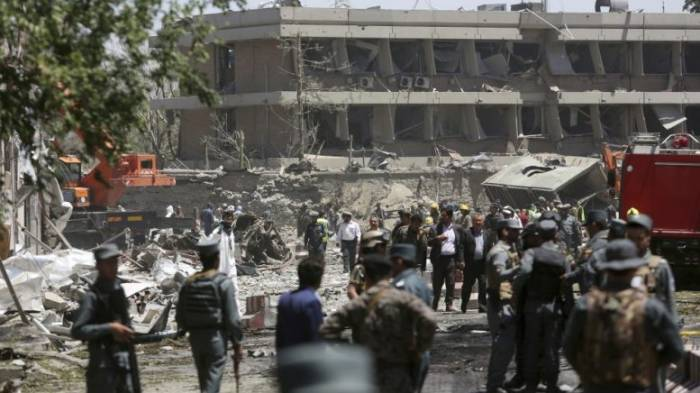 Növbəti qanlı terror: 95 ölü, 158 yaralı (Yenilənib)