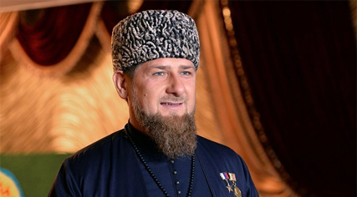 Ramzan Kadyrov says there are no gay men in Chechnya