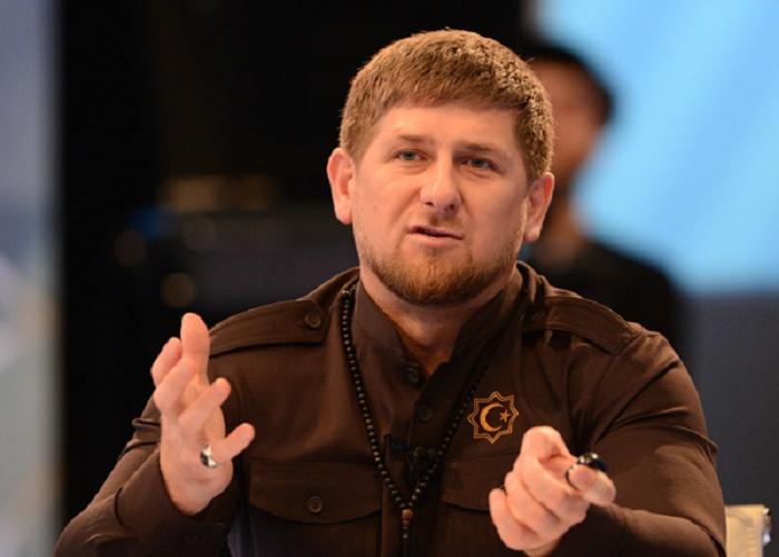 `Nemtsovu mən öldürməmişəm` - Ramzan Kadırov