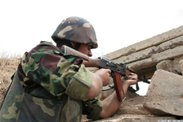 Armenian Armed Forces violate ceasefire over 60 times