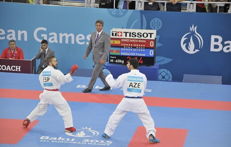 Karateçilərimizin 4-cü medalı