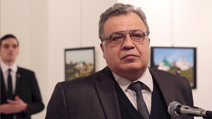 Russischer Botschafter in der Türkei erschossen