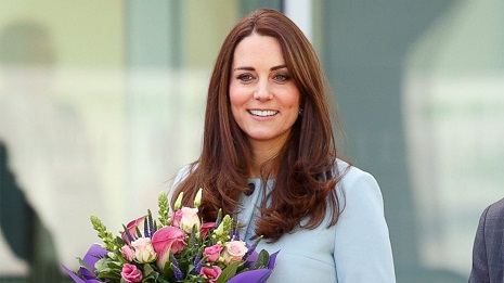 Kate Middleton in Hospital to Have Royal Baby