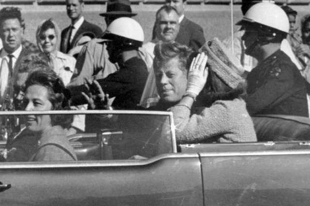 UK journalist received call 25 minutes before JFK assassination