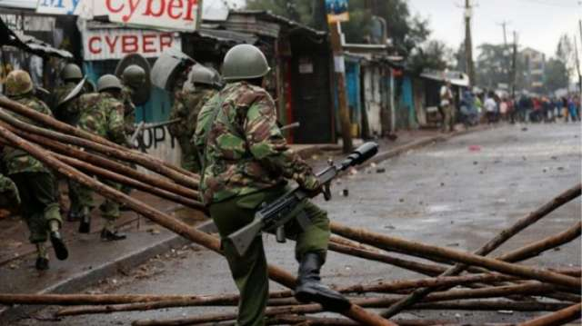 Kenya election: Voting begins in re-run amid tightened security