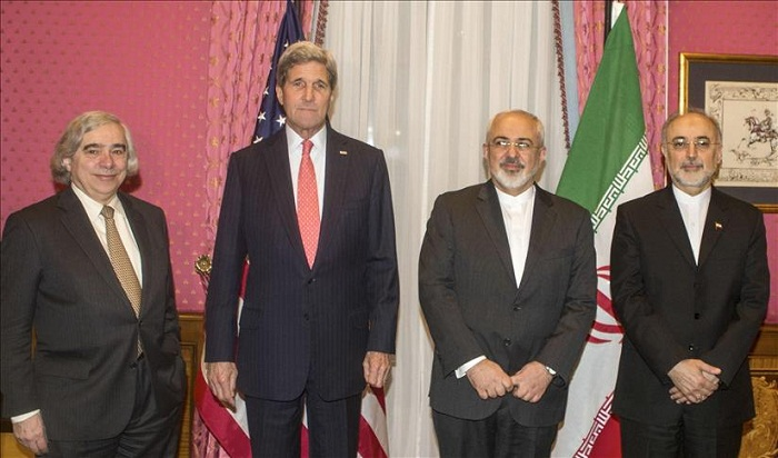 Kerry, Zarif named candidates for 2016 Nobel Peace on
