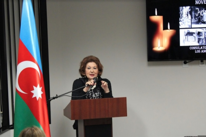 Holocaust and Khojaly genocides commemorated in Los Angeles
