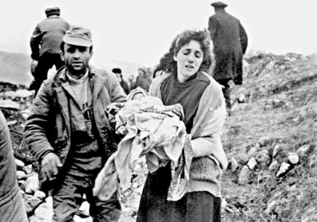 Denial of War Crimes: The Perspective of a Survivor
