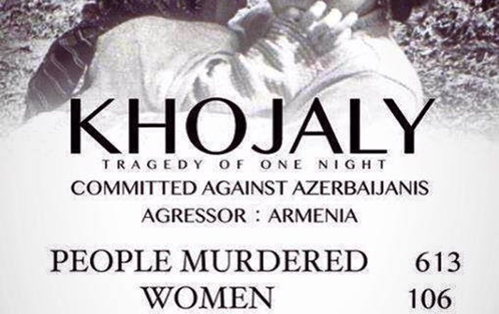 Stanford University commemorates Khojaly Genocide