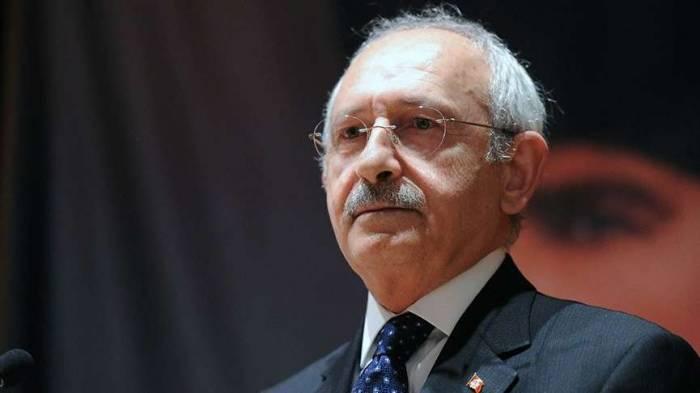 """Kılıçdaroğlu: """"Xocalı qətliamını unutmadıq"""""""