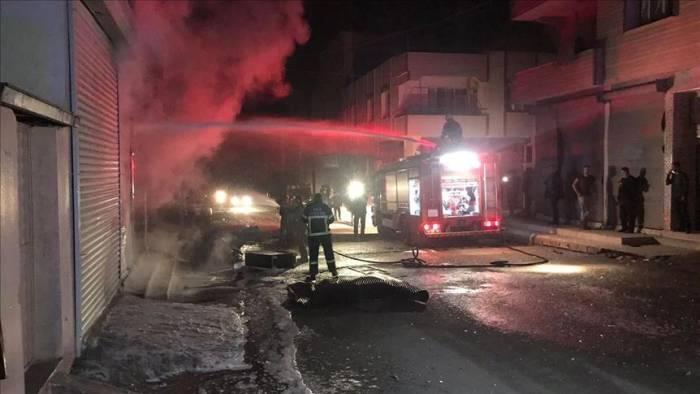 Trois roquettes tirées depuis la Syrie atterrissent dans la province turque de Kilis