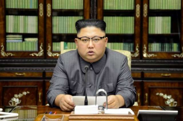 Kim says 'deranged' Trump shows need for nuclear programme