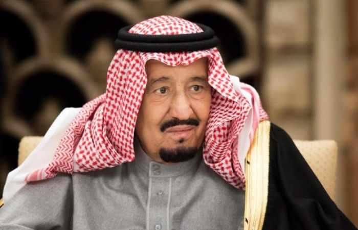 Saudi King Salman left hospital