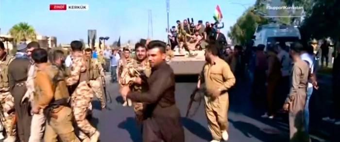 Iraks Militär drängt kurdische Einheiten weiter zurück