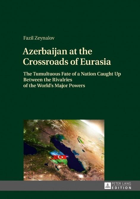 Azərbaycanlı alimin Avropada yeni kitabı nəşr edilib