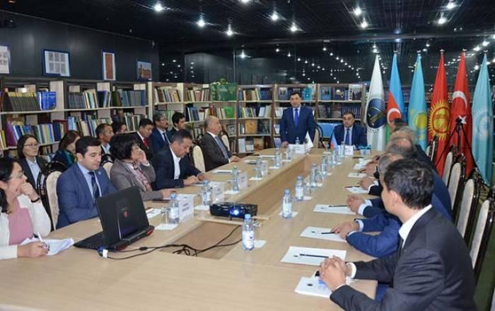 Əli Həsənovun kitabının Astanada təqdimatı keçirilib