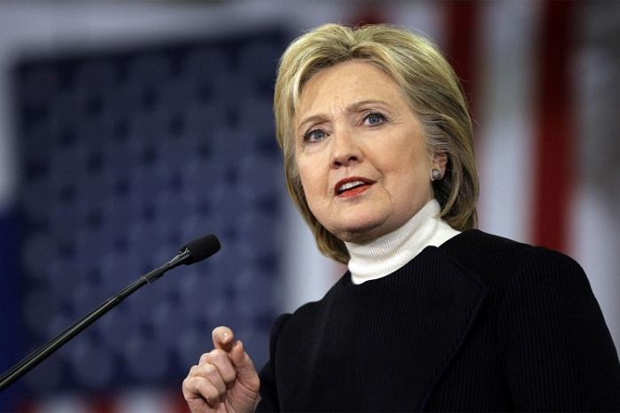 Dünya əhalisinin 59 faizi Klintonu dəstəkləyir