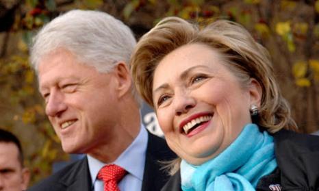 Klintonlar korrupsiyada ittiham olundu