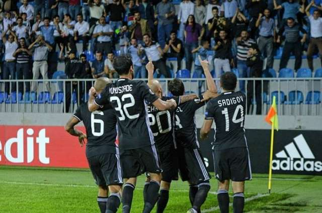"Azerbaijani ""Qarabag"" qualifies UEFA Champions League group stage"