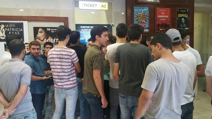"""""""Qarabağ"""" – """"Roma"""" matçına 12500 bilet satılıb"""