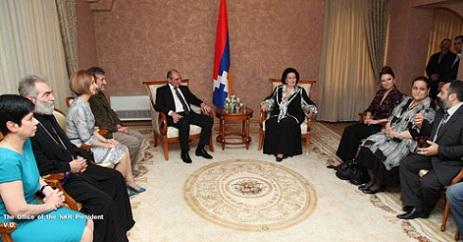 Monserat Kabalye Qarabağda - FOTO