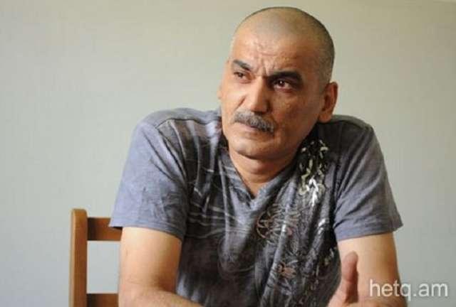 Der Mann, der einen Aserbaidschaner ermordet hatte,wird freigelassen
