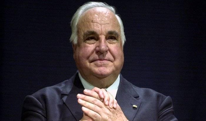 Grecia destaca el sentido de responsabilidad histórica de Kohl