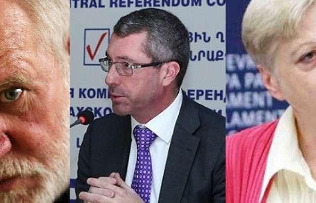 Die Opfer der ``Kognak-Diplomatie`` im Europaparlament - Analyse