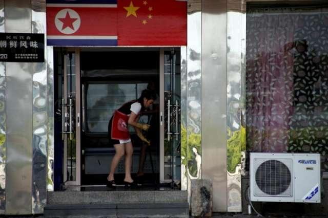 As sanctions bite, North Korean workers leave Chinese border hub