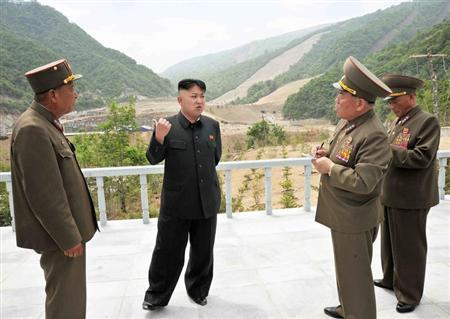 BMT Şimali Koreyaya qadağa olundu