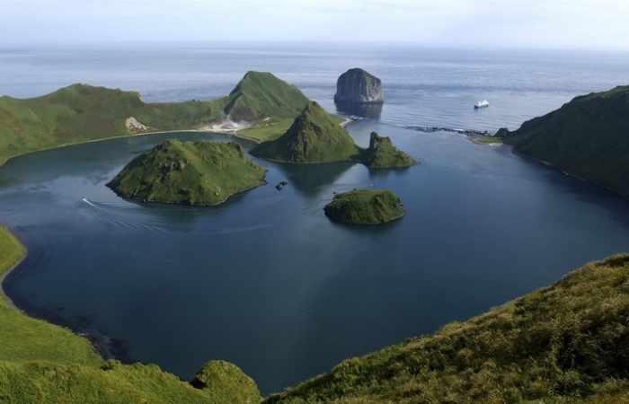 Russland und Japan verhandeln über gemeinsame Nutzung von Kurilen-Inseln