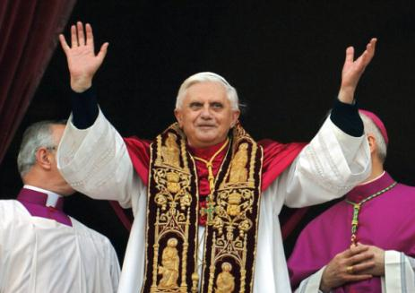 Ex-Pope Benedict on why he resigned: `God told me to`