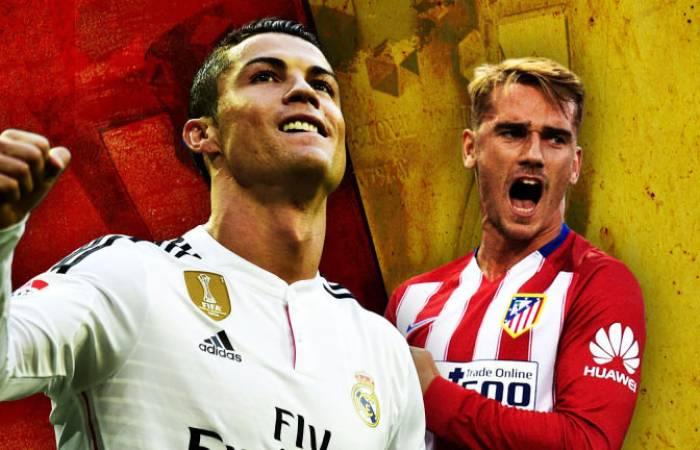 """Cristiano ataca al Atlético en la zona mixta: """"Yo tengo cinco Champions, ellos cero"""""""