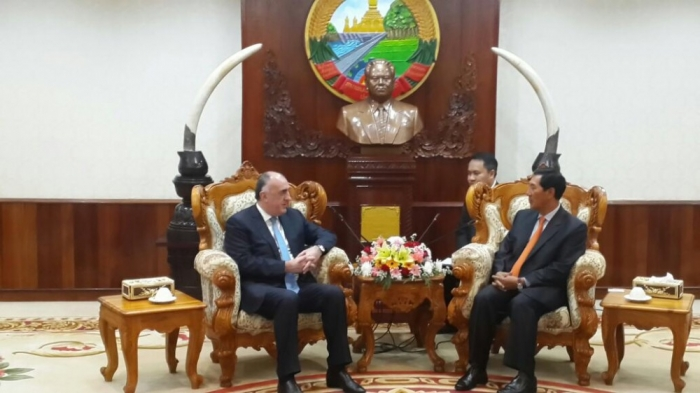 Azerbaijan, Laos discuss prospects for developing interparliamentary ties