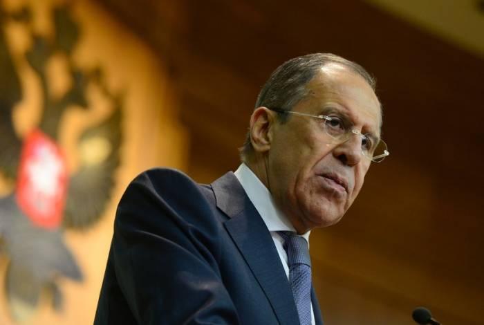 Lavrov Qarabağ probleminin tezliklə həll olunmayacağını bəyan etdi