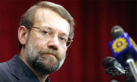 Iran's Parliament Speaker Larijani tests positive for COVID-19