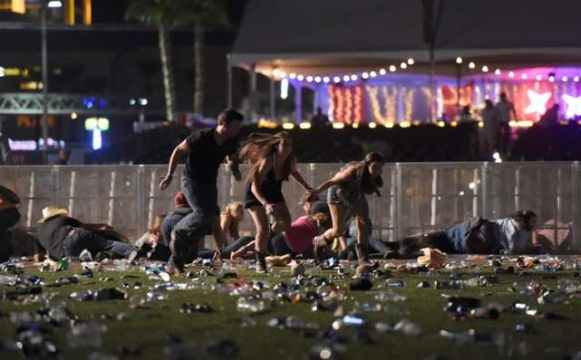 Death toll rises to 58 in Las Vegas shooting - UPDATED