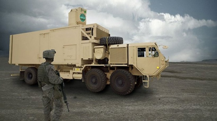 Army, defense companies making renewed push for laser weapons