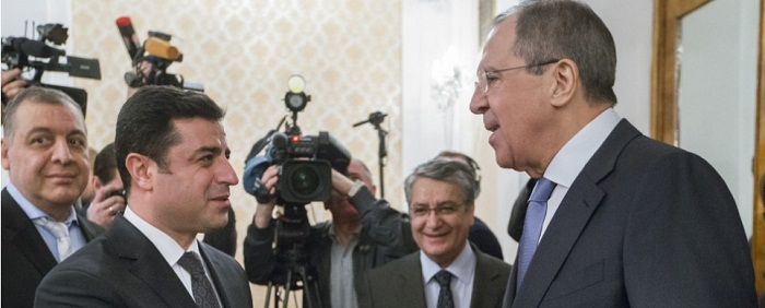 Lavrov və Kerri Bruneydə görüşəcəklər