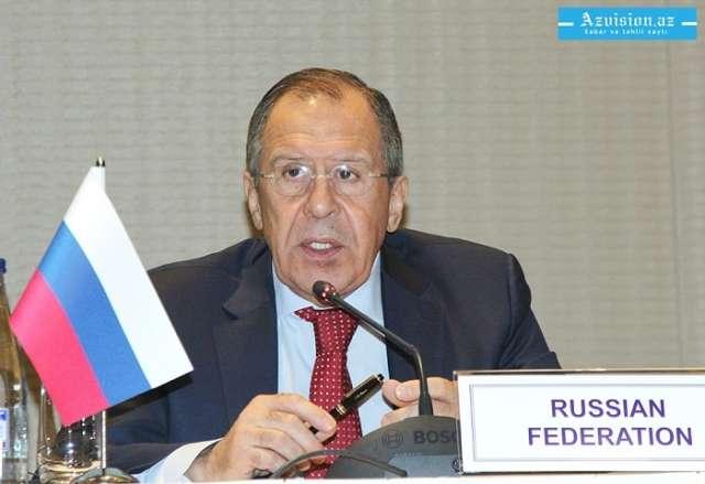 Russia, Azerbaijan – strategic partners, says Lavrov