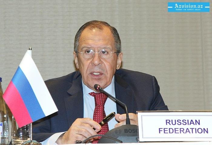 Sergueï Lavrov se rendra en Azerbaïdjan la semaine prochaine