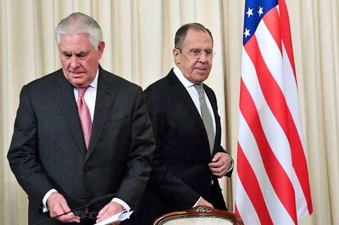 Lavrov Tillersonla Vyanada görüşəcək