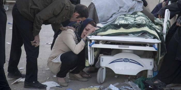 Iran: le séisme du 12 novembre a fait 483 morts