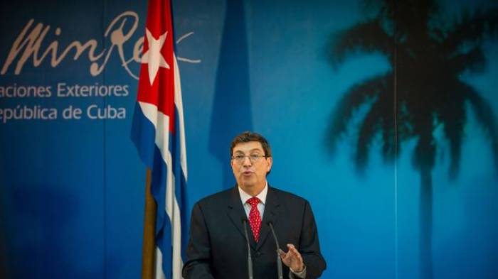 """""""Pays de merde"""": Cuba condamne ces déclarations """"racistes et grossières"""""""